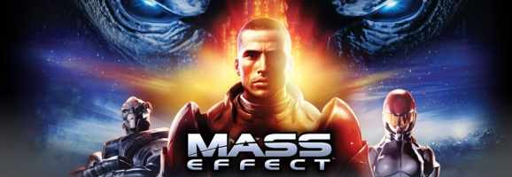 Mass Effect implemented two different meters measuring how players solved problems.