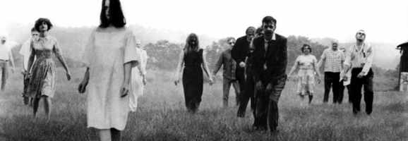"George Romero's ""The Night of the Living Dead"""