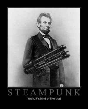 steampunk books to get the gears turning the artifice