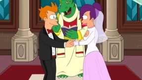 Futurama Wedding