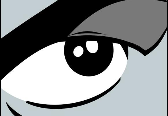 Comic Con Eye Logo The Artifice