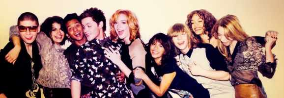 Cast of Skins US