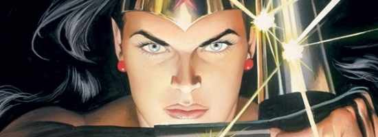 Wonder Woman's Bulletproof Bracelets
