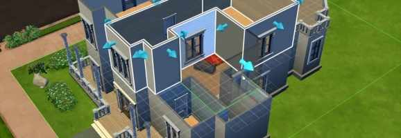 The-Sims-4-Build-Mode-House