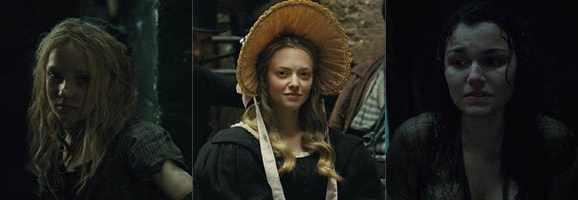 Cosette Éponine costume
