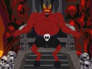 Satan - South Park