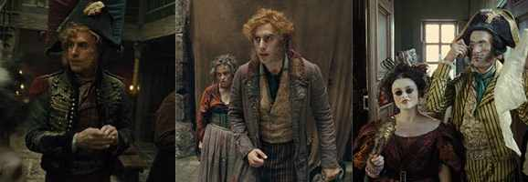 Thénardier's costume