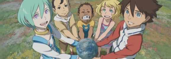 Eureka Seven group