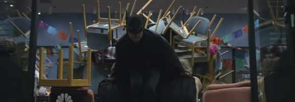 abed is batman