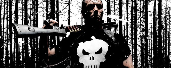 """The Punisher,"" by Tim Bradstreet"