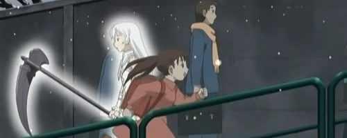 Ballad of shinigami screenshot