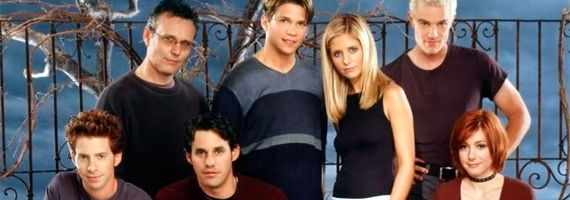 Cast of Buffy the Vampire Slayer