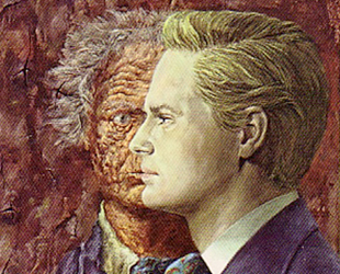 an analysis of morality exhibited in the picture of dorian gray by oscar wilde The picture of dorian gray: theme analysis the purpose of life is not to exhibit one's moral prejudices but to the picture of dorian gray wilde oscar.