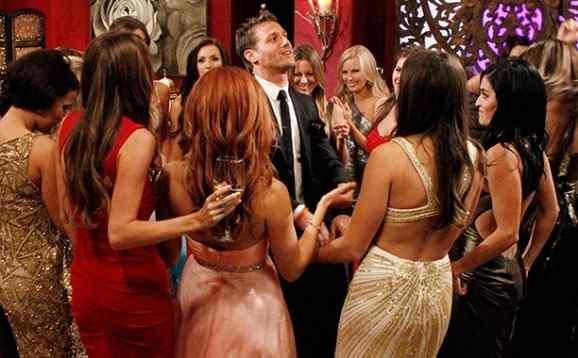 Juan Pablo and girls