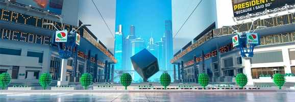 Bricksburg (The Lego Movie)