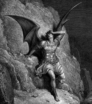 Satan in Hell