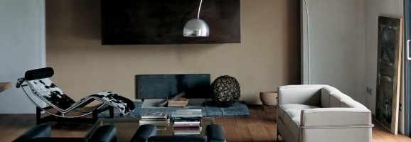 Le Corbusier Interior