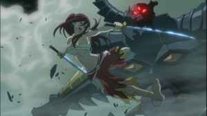 Erza's performance in the Pandemonium event was one of Fairy Tail's most moving moments.