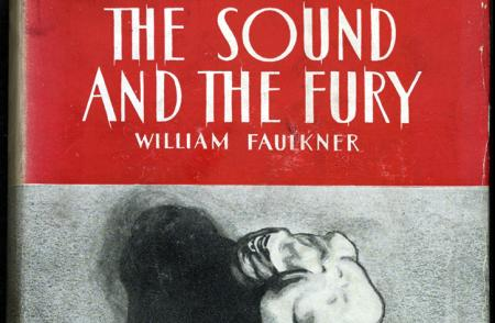 an overview of the main theme in the novel sound and the fury by william faulkner A summary of motifs in william faulkner's the sound and the fury learn exactly what happened in this chapter, scene, or section of the sound and the fury and what it means.