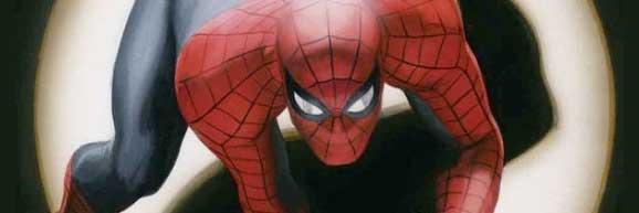 """""""Spider-Man"""" by Alex Ross"""