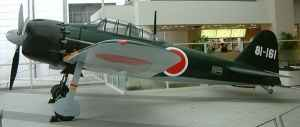 "The Mitsubishi A6M ""Zero"""