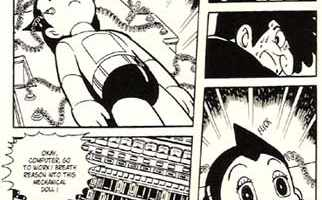 Fig. 2 Astro Boy comic