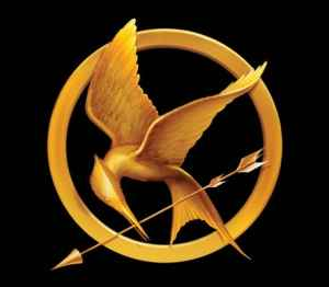 The mockingjay symbol becomes the insignia of the rebellion.