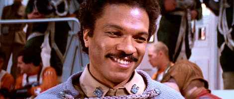 Billy Dee Williams as Lando