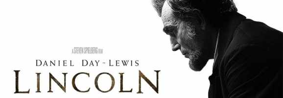 Lincoln Movie Banner