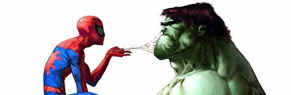 Not all super-heroes mature.