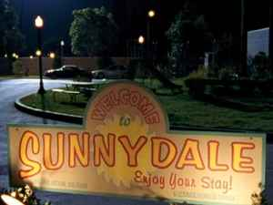 Buffy the Vampire Slayer - Sunnydale Welcome