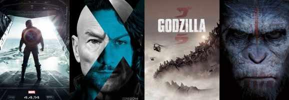2014 Blockbusters