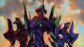 Eva Robots from Neon Genesis Evangelion