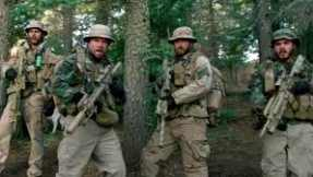 The Lone Survivor team