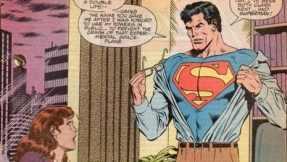 Clark tells Lois the truth.