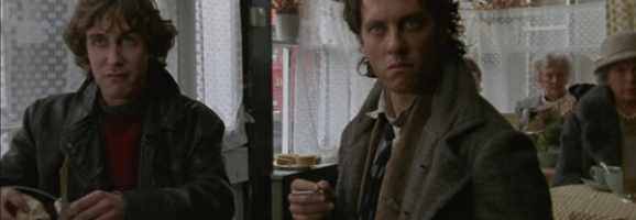 Richard E Grant in Withnail and I