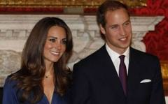 Prince William and Duchess Kate Middleton of Cambridge
