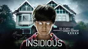 Insidious - UK Poster