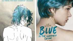 Blue is the Warmest Color same covers