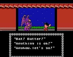 Monster Party (NES)