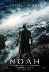 A poster for Darren Aronofsky's 2014 Bilbical Drama Noah.
