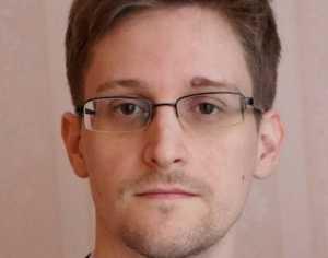 Edward Snowden, the man behind the NSA breach.