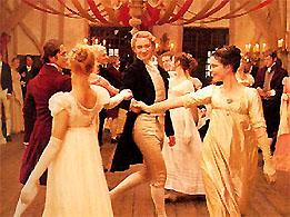 Dancing at English Ball