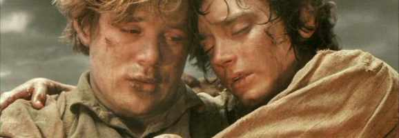 Samwise Gamgee, pictured here, is one of the most beloved supporting characters in all of fiction.