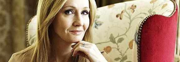 J.K. Rowling: Official Portrait (cropped)