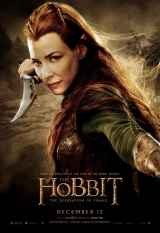 They actually had to invent a girl for this film. Middle Earth has one strong glass ceiling.
