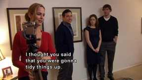 Awkward moment The Office