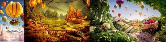 Warner's Foodscapes