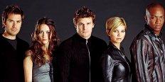 Cast pic, Angel season 3