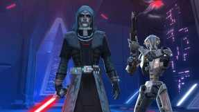 The Old Republic takes several cues from Bioware's successful single-player RPGs